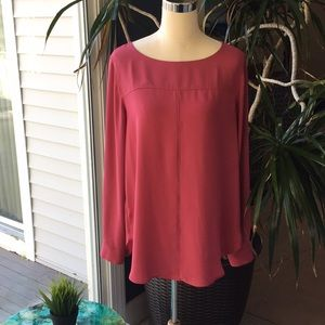 Ann Taylor loft small blouse, excellent